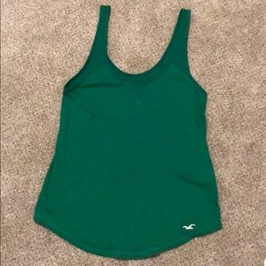 Hollister Green tank